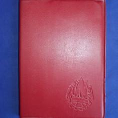 CAIET DE INSEMNARI PENTRU COMANDANTUL-INSTRUCTOR DE PIONIERI - 1978 (NEFOLOSIT) - Carte Epoca de aur