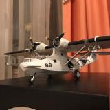 macheta avion PBY 5A Catalina asamblat