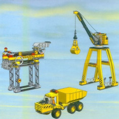 LEGO 7243 Construction Site - LEGO City