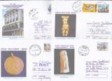 Bnk fil Lot 22 intreguri postale 2001 circulate, Dupa 1950
