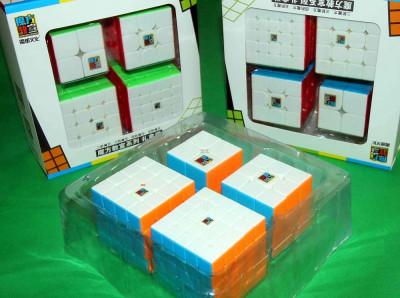 Set Moyu Mofang - Cub Rubik - MF2S, MF3RS, MF4S, MF5S foto
