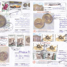 Bnk fil Lot 8 intreguri postale 2000 circulate, Dupa 1950