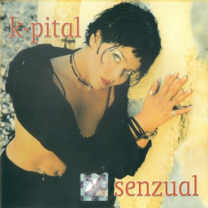 K-pital - Senzual (1 CD) - Muzica Pop roton