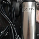 Pompa electrica submersibila 24V motorina apa ulei lichide, Universal
