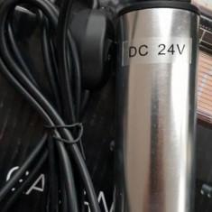 Pompa electrica submersibila 24V motorina apa benzina ulei lichide, Universal