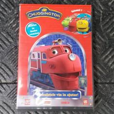 TRENULETELE VIN IN AJUTOR DVD . - Film animatie, Romana