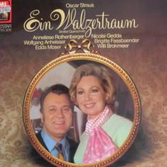 Oscar Strauss - Ein Walzertraum - vinyl - Muzica Opera Altele, VINIL