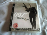 Joc 007 Quantum of Solace, PS3, original, alte sute de jocuri!, Actiune, 18+, Single player, Sony