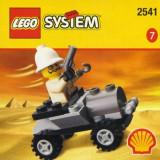 LEGO 2541 Adventurers Car