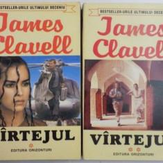 VARTEJUL de JAMES CLAVELL, VOL I -II, 1994 - Roman