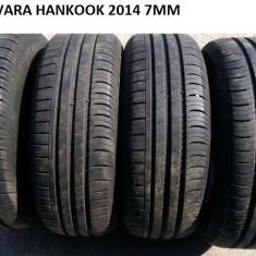 ANVELOPE HANKOOK 2014 7MM 2014 STARE FOARTE BUNA FARA DEFECTE - Anvelope vara Hankook, Latime: 195, Inaltime: 60, R16