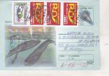 Bnk fil Istoria ilustrata a vanatorii de balene -  Intreg postal 2002 circulat, Dupa 1950