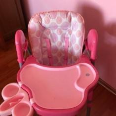 Scaun de masa copii Baby Care