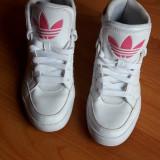 Adidasi - Adidasi dama, Culoare: Alb, Marime: 37