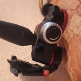 manfrotto X-Pro 3 Way cap parghii .retractabil