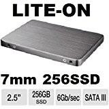 SSD LITE-ON LCH-256V2S S-ata III, 256 Gb, Read 520 Mb/s, Write 290Mb/s, SATA 3