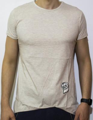 Tricou - tricou fashion tricou barbat - tricou sapca cod 117 foto