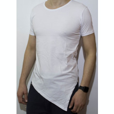 Tricou lung - tricou fashion tricou barbat - tricou in colturi cod 118