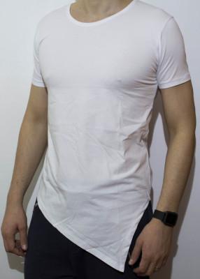 Tricou lung - tricou fashion tricou barbat - tricou in colturi cod 118 foto