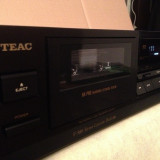 TEAC model V 580 Stereo Cassette Deck - Impecabil/Made in Japan - Deck audio