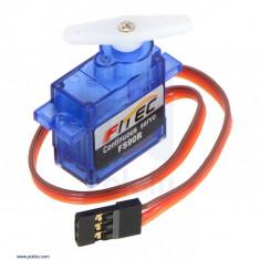 Micro Servomotor Pololu FEETECH FS90R