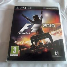 Joc Formula 1 2010, PS3, original, alte sute de jocuri! - Jocuri PS3 Codemasters, Curse auto-moto, Multiplayer