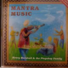 Mantra Music - 2cd - Muzica Ambientala Altele
