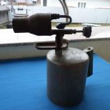 LAMPĂ BENZINĂ-FUNCŢIONALĂ - Metal/Fonta