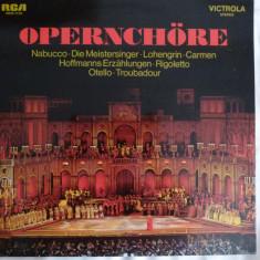Opernchore - vinyl - Muzica Opera Altele, VINIL