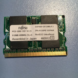 DDRAM FUJITSU P7120 512MB D2P400 - Procesor PC Intel, Intel Xeon, 2.0GHz - 2.4GHz
