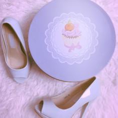 Pantofi - Pantof dama Aerosoles, Culoare: Bleu, Marime: 35