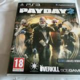 Joc Payday 2, PS3, original, alte sute de jocuri!