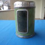 CUTIE METALICĂ CU GEAM - Metal/Fonta