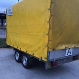 Remorca Anssems 2000kg - Utilitare auto