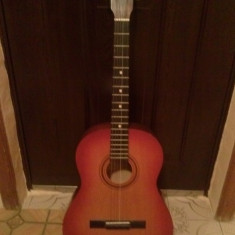 Chitara Hora care a cucerit Loc 1 Cantarea Romaniei - Chitara acustica