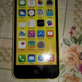 iPhone 5C Apple 8GB, Galben, Neblocat