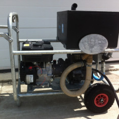 Motopompa de Spalat Marca Comet Motor Subaru - Pompa gradina
