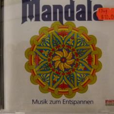 Mandala - relaxation musik - Muzica Ambientala Altele, CD