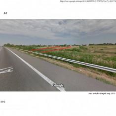 Vand teren A1-Km27-Poenari - Teren de vanzare, 4800 mp, Teren intravilan