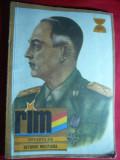 Revista de Istorie Militara  1991 dedicata Maresalului Antonescu , 64 pag.