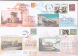 Bnk fil Lot 24 intreguri postale 2000 circulate, Dupa 1950