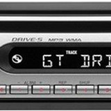Set Radio CD MP3 Sony model CDX-GT20+boxe auto portabile