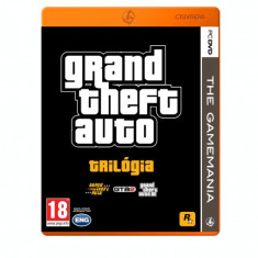 Joc software GTA Trilogy PC Rockstar Games