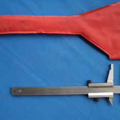 ŞUBLER - Micrometru