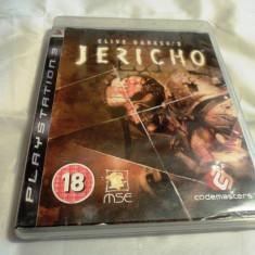 Joc Clive Barker's Jericho, PS3, original, alte sute de jocuri! - Jocuri PS3 Sony, Shooting, 18+, Single player