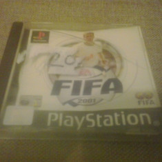 FIFA 2001 - PS1 - Joc PS1, Sporturi, Multiplayer, Toate varstele