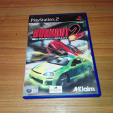 Joc ps2/playstation 2 Burnout 2 Point of Impact