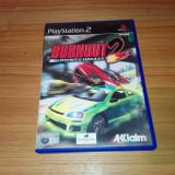 Joc ps2/playstation 2 Burnout 2 Point of Impact