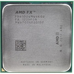 PROCESOR BULLDOZER AMD FX X6 6100 ,3,3GHZ /14MB CACHE SOCKET AM3+  IMPECABIL