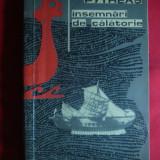Pytheas - Insemnari de Calatorie -Ed. 1965 cu 7 anexe - Carte de calatorie